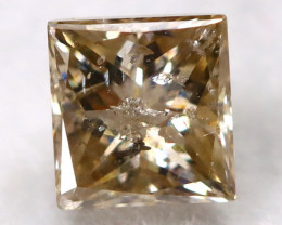 Champagne 0.20Ct Natural Untreated Fancy Diamond BM0530