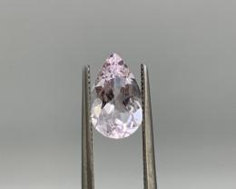 1.88 Cts Natural Pink Morganite Gemstone