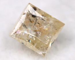 0.34Ct Natural Princess Cut Untreated Fancy Diamond BM0558