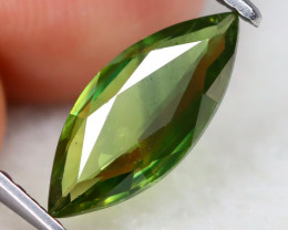 BiColor Sapphire 1.41Ct VS2 Marquise Cut Natural BiColor Sapphire C0912