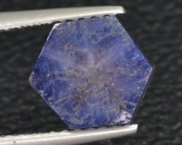 Natural Trapiche Sapphire 2.16 Cts from  Afghanistan