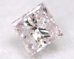 Pink 0.12Ct Natural Untreated Fancy Diamond BM0630