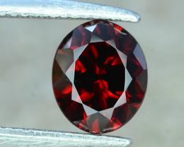 Top Quality 2.50 ct Fancy Cut Red Garnet