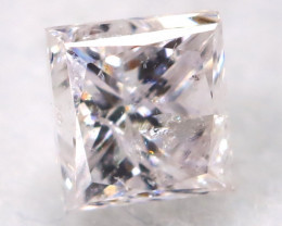 Pink 0.10Ct Natural Untreated Fancy Diamond BM0639