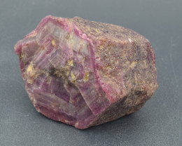 Natural Ruby with Amazing Zoning 491.5 Cts from Guinea