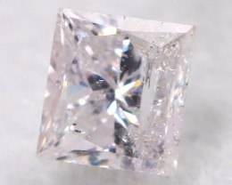 Pink 0.12Ct Natural Untreated Fancy Diamond BM0674