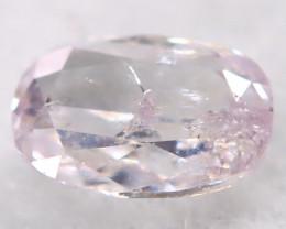Light Pink 3.1mm Natural Untreated Fancy Diamond BM0687