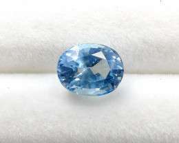 Santa Maria 1.80 cts Aquamarine Gemstones ~ Unheated