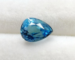 Santa Maria 1.40 cts Aquamarine Gemstones ~ Unheated