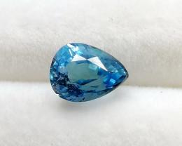 Santa Maria 1.40 cts Aquamarine Gemstones ~ Unheated