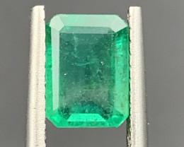 1.40 cts Super Top Quality  Emerald Gemstone