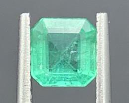 0.80 cts Super Top Quality  Emerald Gemstone
