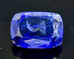 2.38 Crt  Kyanite Faceted Gemstone (Rk-76)