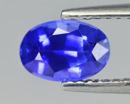Cylon SAPPHIRE 1.151 Cts BLUE Antique Step Cut BGC526