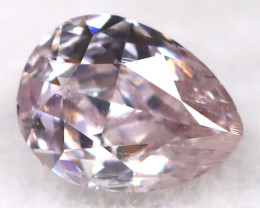 Pink Diamond 0.15Ct Natural Untreated Fancy Diamond A1104