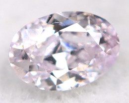 Pink Diamond 0.10Ct Natural Untreated Fancy Diamond A1113