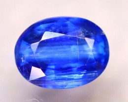 Kyanite 1.83Ct Natural Himalayan Royal Blue Color Kyanite E1419/A40