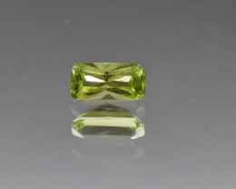 Natural Peridot 0.87  Cts, Pakistan