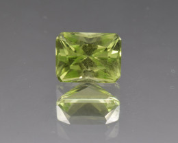 Natural Peridot 2.13  Cts, Pakistan