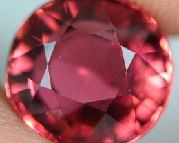 3.97 CT Padparadscha Color Copper Bearing Mozambique Tourmaline- PTM63