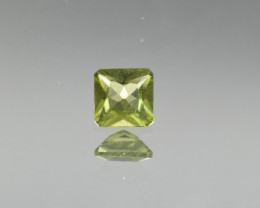 Natural Peridot 0.59 Cts, Pakistan