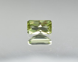 Natural Peridot 0.82 Cts, Pakistan