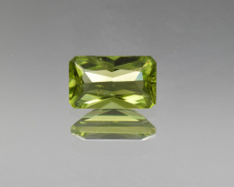 Natural Peridot 2.40 Cts, Pakistan