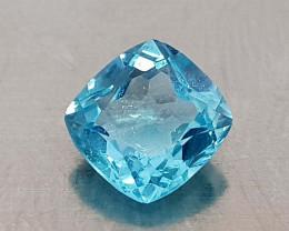 0.55CT NEON BLUE APATITE BEST QUALITY GEMSTONE IIGC004