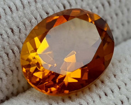 2.49CT MADEIRA CITRINE  BEST QUALITY GEMSTONE IIGC004