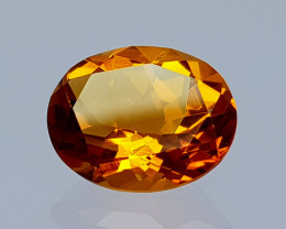 2.25Crt Madeira Citrine Natural Gemstones JI54