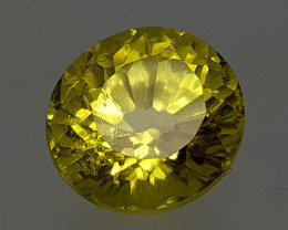 4.30Crt Lemon Quartz  Natural Gemstones JI54