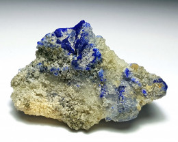 Amazing Natural color Damage free Lapis Lazuli Specimen 96Cts-A