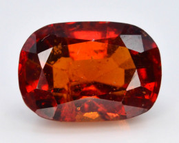 Fanta Color 3.10 ct Natural Rare Orange Garnet ~ Spessartite