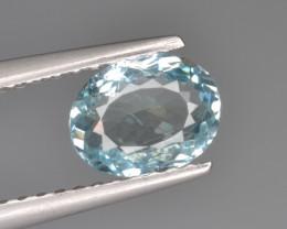 Natural Aquamarine 0.66 Cts Top Luster