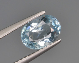 Natural Aquamarine 1.11 Cts Top Luster