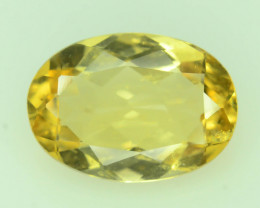 Top Grade 2.75  ct Natural Heliodor ~Yellow ~ K