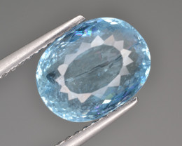 Natural Aquamarine 2.70 Cts Top Luster