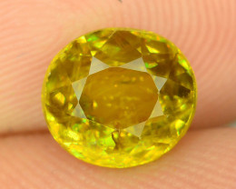 Rare AAA Fire 2.00 ct Sphene~K