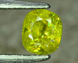 Rare AAA Fire 2.20 ct Sphene~K