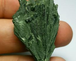 Amazing Damage free Flower tree shape Epidote crystal 55Cts-Pak