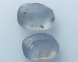 1.50  CT Natural - Unheated  Blue Sapphire Preform
