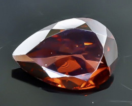 3.68 Crt  Garnet Faceted Gemstone (Rk-77)