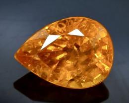 1.33 Crt Spessartite Garnet Faceted Gemstone (Rk-77)