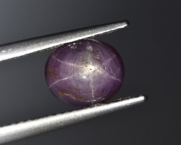 Natural Star Ruby 2.15 Cts from Guinea