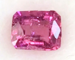 Pretty Glowing Purple Pink Rubelite Tourmaline     NR2102
