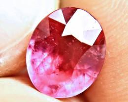 3.83 Carat Vietnamese Pink Ruby - Superb