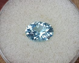2,95ct Aquamarine - Master cut!