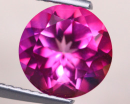 3.25Ct Natural Pink Topaz Round Cut Lot LZ6799