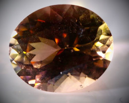 Parti Colored Tourmaline 3.05ct Natural Untreated
