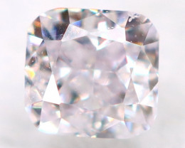 Pink Diamond 2.0mm Natural Untreated Fancy Diamond AT0810
